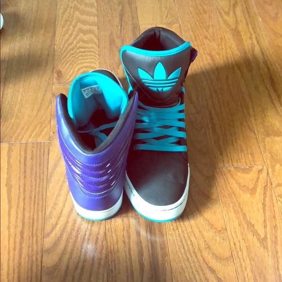 adidas Shoes | Mens Adidas High Tops